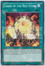 Cards of the Red Stone - Unlimited - LDK2-ENJ25