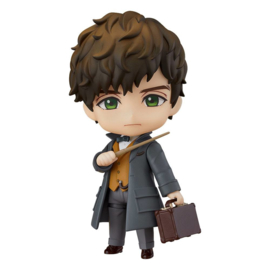 Fantastic Beasts and Wear to Find Them - Newt Scamander