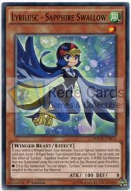 Lyrilusc - Sapphire Swallow - Unlimited - MACR-EN013