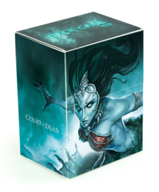 Deck Case 80+ Standard - Death's Siren 1
