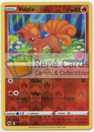 Vulpix - Champion's Path - 006/073 - Reverse