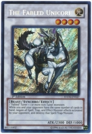 The Fabled Unicore - 1st. Edition - HA04-EN027