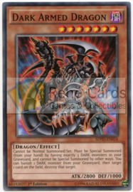 Dark Armed Dragon - 1st Edition - SDPD-EN016