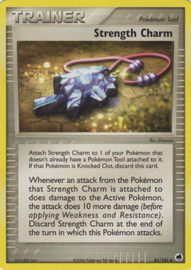 Strength Charm - MagAqu - 74/95