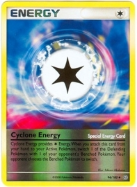 Cyclone Energy - StoFro - 94/100 - Reverse