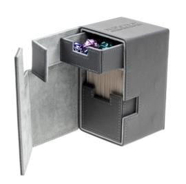 Flip´n´Tray Deck Case 100+ - Standard Size - XenoSkin - Grey