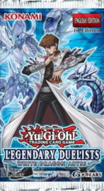 VRAINS - Legendary Duelist - White Dragon Abyss - 1st. Edition