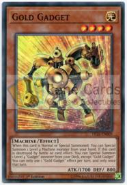 Gold Gadget - 1st. Edition - FIGA-EN009