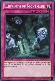 Labyrinth of Nightmare - 1st Edition - BP02-EN183