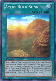 Ayers Rock Sunrise - 1st Edition - DRLG-EN020