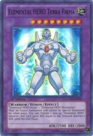 Elemental HERO Terra Firma - Unlimited - LCGX-EN075