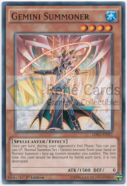 Gemini Summoner -  1st. Edition - LDK2-ENJ17