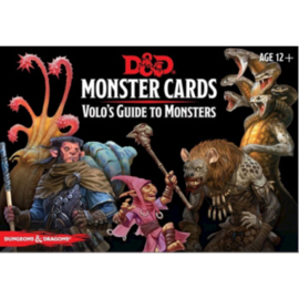 Dungeons & Dragons - Monster Cards - Volo's Guide to Monsters