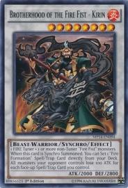 Brotherhood of the Fire Fist - Kirin - 1st Edition - MP14-EN094