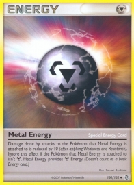 Metal Energy - SecrWon - 130/132