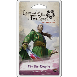 Legend of the Five Rings - The Card Game - For The Empire