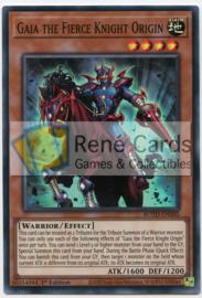 Gaia the Fierce Knight Origin - 1st. Edition - ROTD-EN000