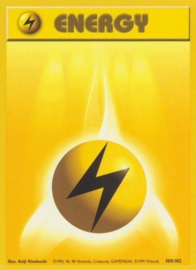 Lightning Energy - BaSet 100/102 - Unlimited