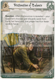 Restoration of Balance - Core Set - Nr. 10