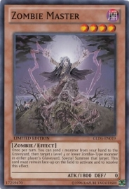 Zombie Master - Limited Edition - GLD5-EN019