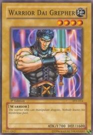 Warrior Dai Grepher - Unlimited - SYE-014