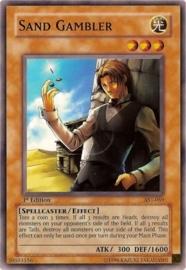 Sand Gambler - 1st. Edition - AST-069