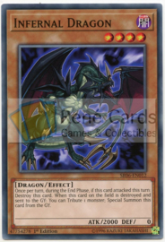 Infernal Dragon - 1st Edition - SR06-EN012