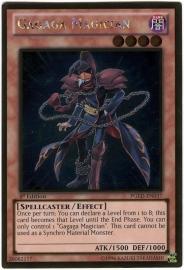 Gagaga Magician - 1st Edition - PGLD-EN037