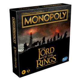 Monopoly - The Lord of the Rings - Hasbro