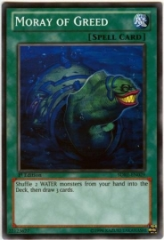 Moray of Greed - 1st Edition - SDRE-EN029