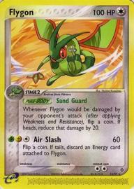 Flygon - Dragon - 15/97