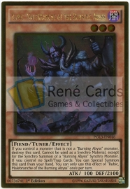 Rubic, Malebranche of the Burning Abyss - 1st Edition - PGL3-EN046
