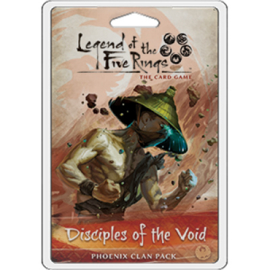 The Legend of the Five Rings - Clan Pack - Disciples of the Void