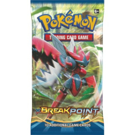 Pokemon - XY - Breakpoint - Mega Scizor