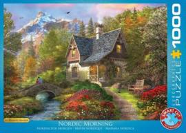 Dominic Davidson - Nordic Morning  (1000)