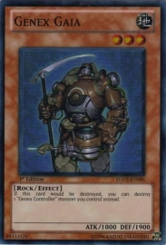 Genex Gaia - 1st Edition - HA02-EN006