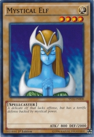 Mystical Elf - 1st Edition - YS14-EN008