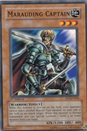 Marauding Captain - 1st Edition - SD5-EN009