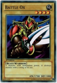 Battle Ox - Unlimited - YSKR-EN004