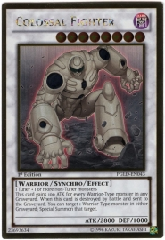 Colossal Fighter - Unlimited - PGLD-EN043