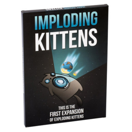 Imploding Kittens - First Expansion of Exploding Kittens
