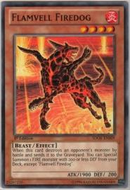 Flamvell Firedog - 1st Edition - SDOK-EN009