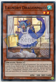 Laundry Dragonmaid - 1st. Edition - MYFI-EN016
