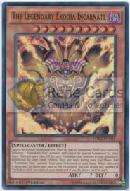 The Legendary Exodia Incarnate -  1st. Edition - LDK2-ENY01