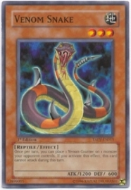 Venom Snake - Unlimited - TAEV-EN015