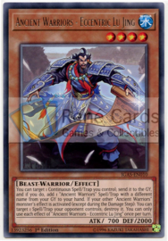 Ancient Warriors - Eccentric Lu Jing - Unlimited - IGAS-EN010