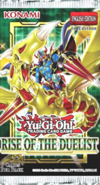 VRAINS - Rise of the Duelist - 1st. Edition