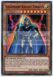 Legendary Knight Timaeus - 1st. Edition - DLCS-EN001 - Purple