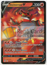 Incineroar V - Champion's Path - 008/073