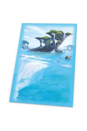 Sleeves Standard Size - Lands Edition - Island I